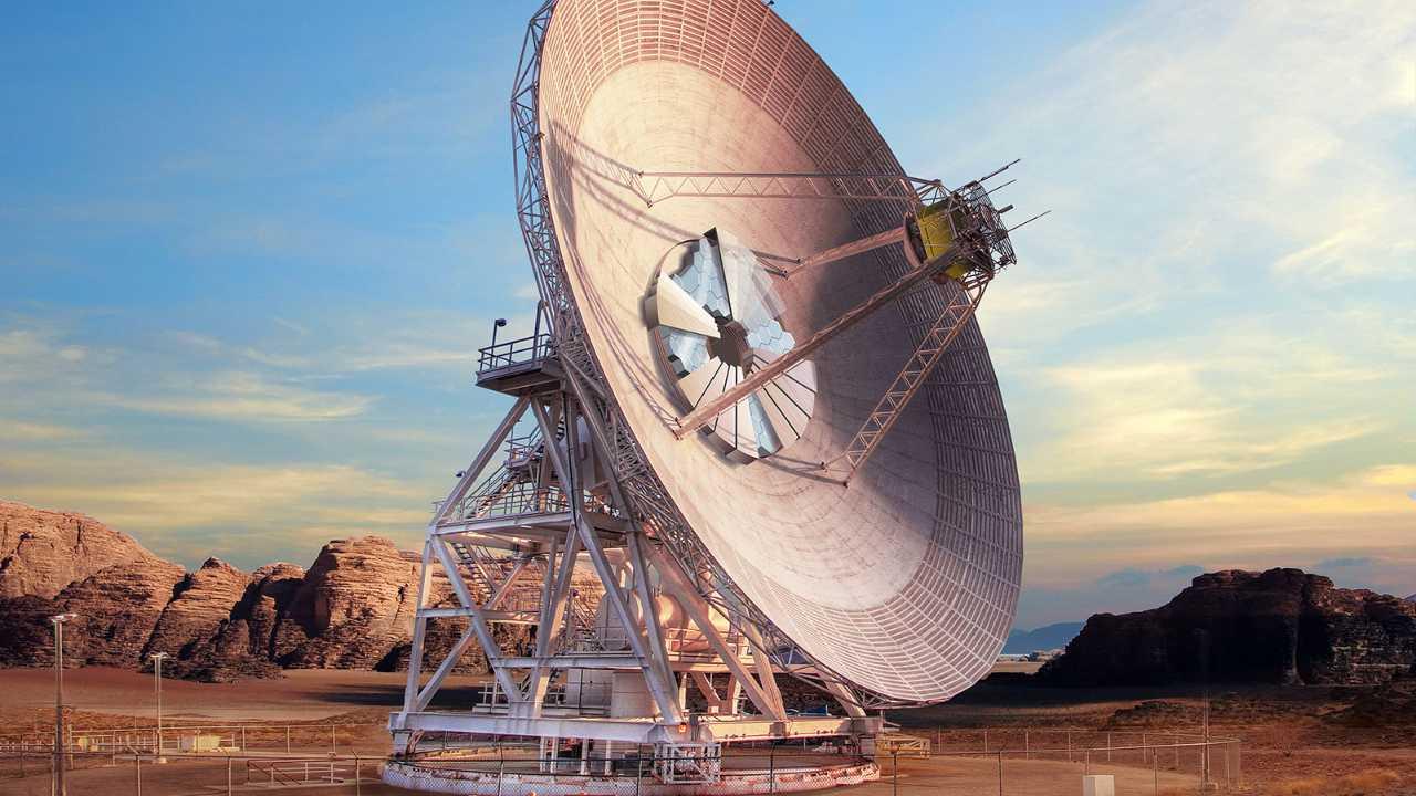 Voyager sur Mars n'est peut-être pas la partie la plus difficile pour les humains, ce sera la communication, dit un scientifique sur Twitter