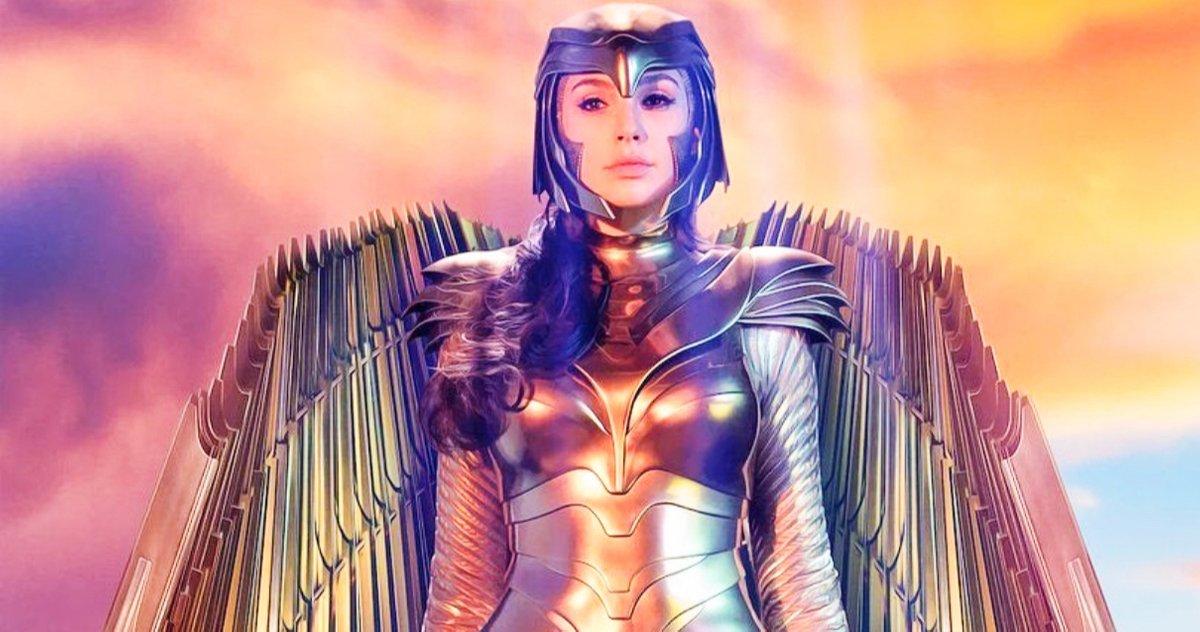 Warner Bros Reste Déterminé à Mettre Wonder Woman 1984 Dans