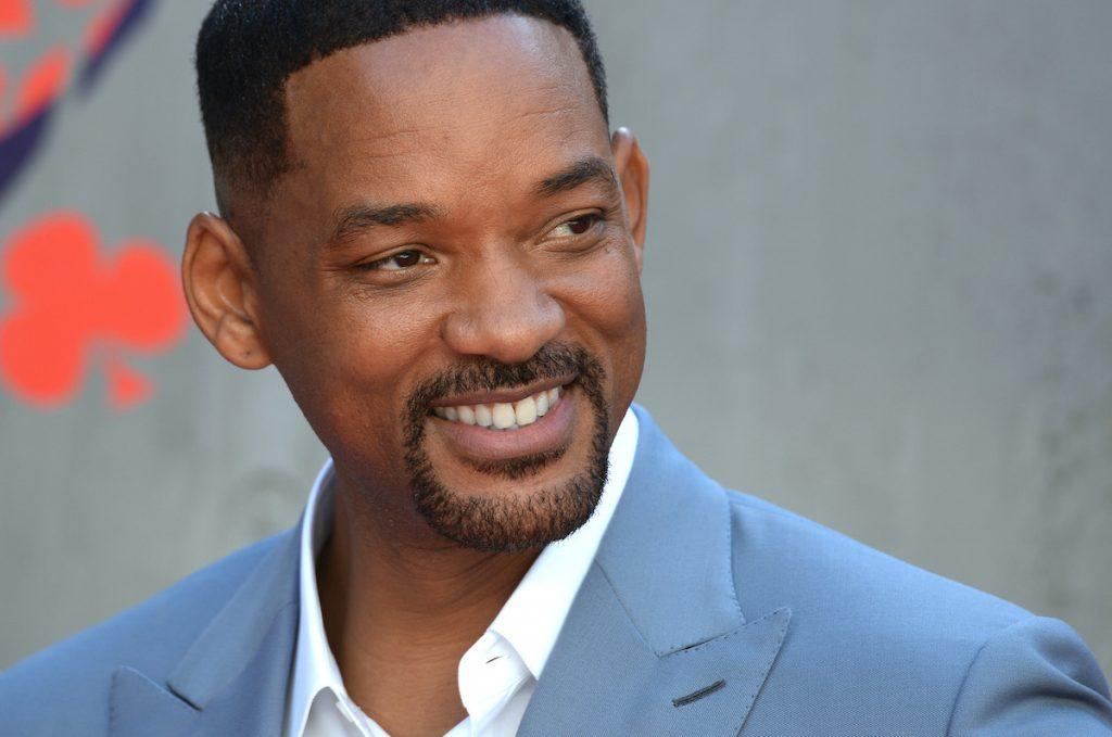 Will Smith at the European premiere of