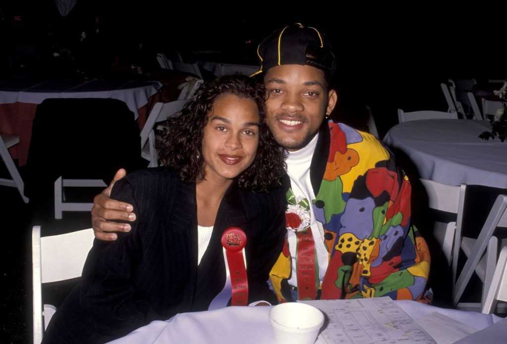 Sheree Zampino et Will Smith