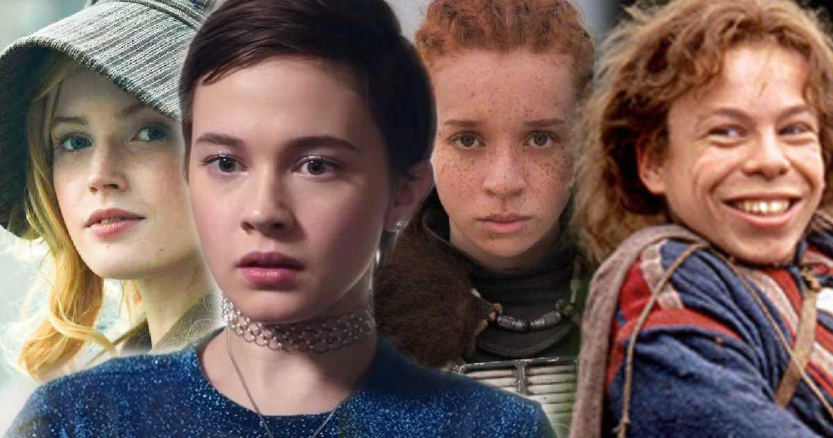 Willow Disney + Series Poursuit Le Trio Héroïque Pour L'aventure