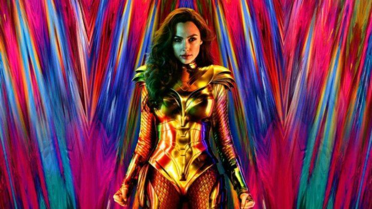 `` Wonder Woman 1984 '' Sortira Dans Les Cinémas Et