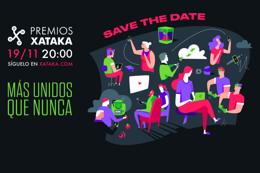 Xataka 2020 Awards: ce sont les finalistes