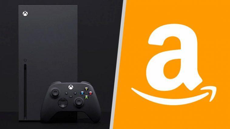 Xbox Series X De Retour Sur Amazon Pour Le Lancement,