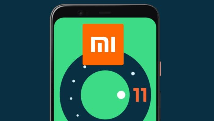 android 11 xiaomi
