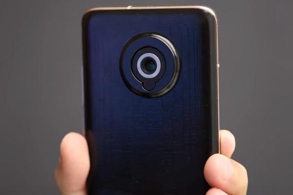 Xiaomi Montre Un Zoom Rétractable Pour Les Smartphones