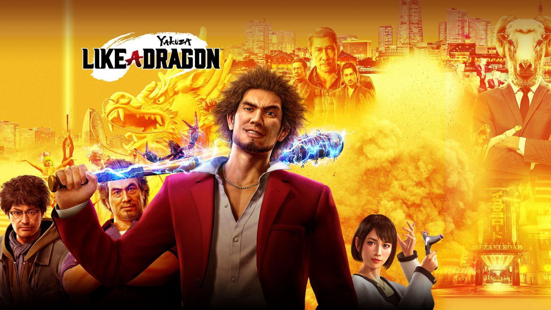 Yakuza Like A Dragon: Heure De Sortie, Date De Sortie,