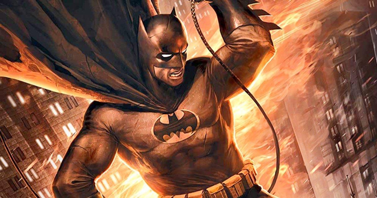 Zack Snyder Rêve Toujours De Transformer Le Chevalier Noir Revient