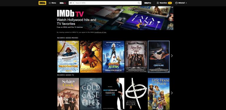 Best Free Streaming Apps Movies Tv Imdb Tv