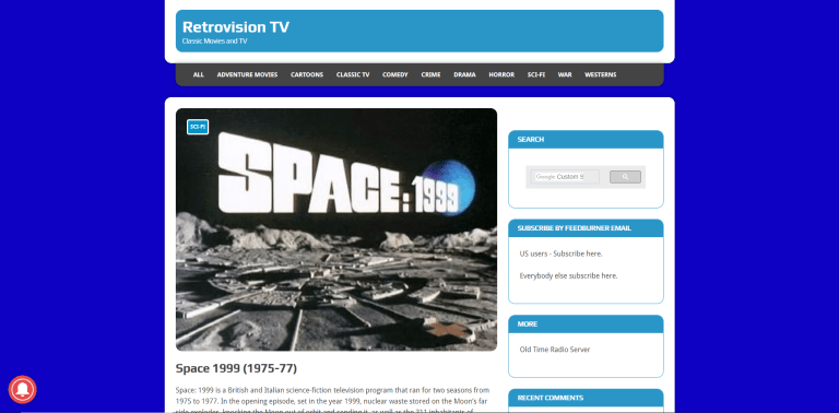 Best Free Streaming Apps Movies Tv Retrovision Tv