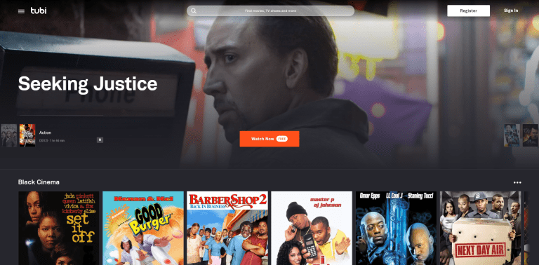 Best Free Streaming Apps Tubi