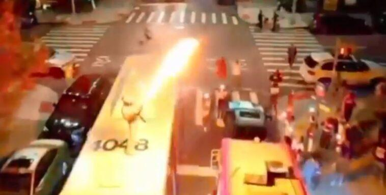Dupree God Arrested Goes Nuts With Flame Thrower In Brooklyn Now In Custody .1605728651.jpg