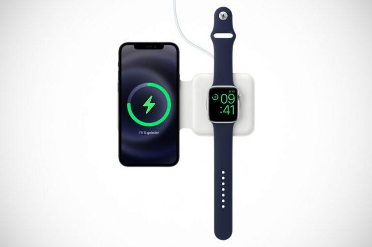 """Iphone 12: Le Chargeur """"magsafe Duo"""" Dans La Vidéo"""