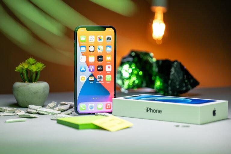Iphone 12: Nouvelle Version De 14.2 Publiée