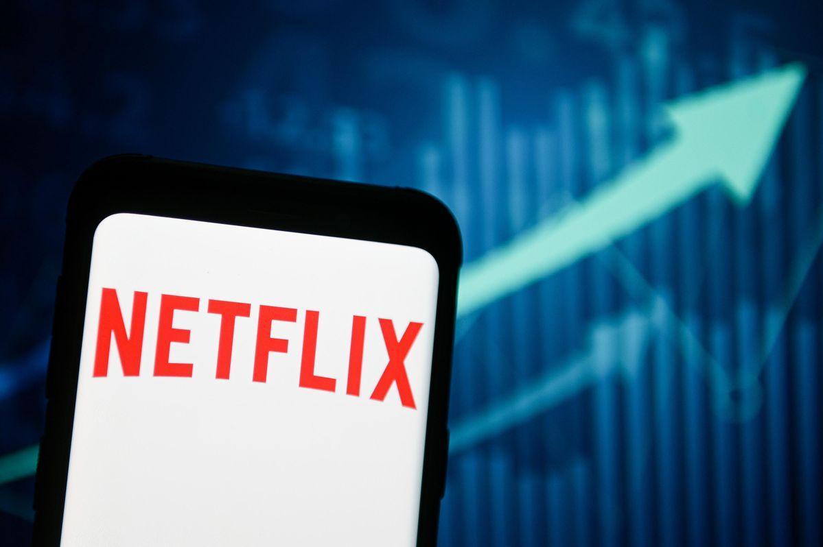 Netflix Bourse Action