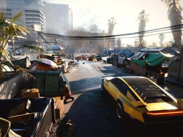 Un nouveau trailer de gameplay pour Cyberpunk 2077