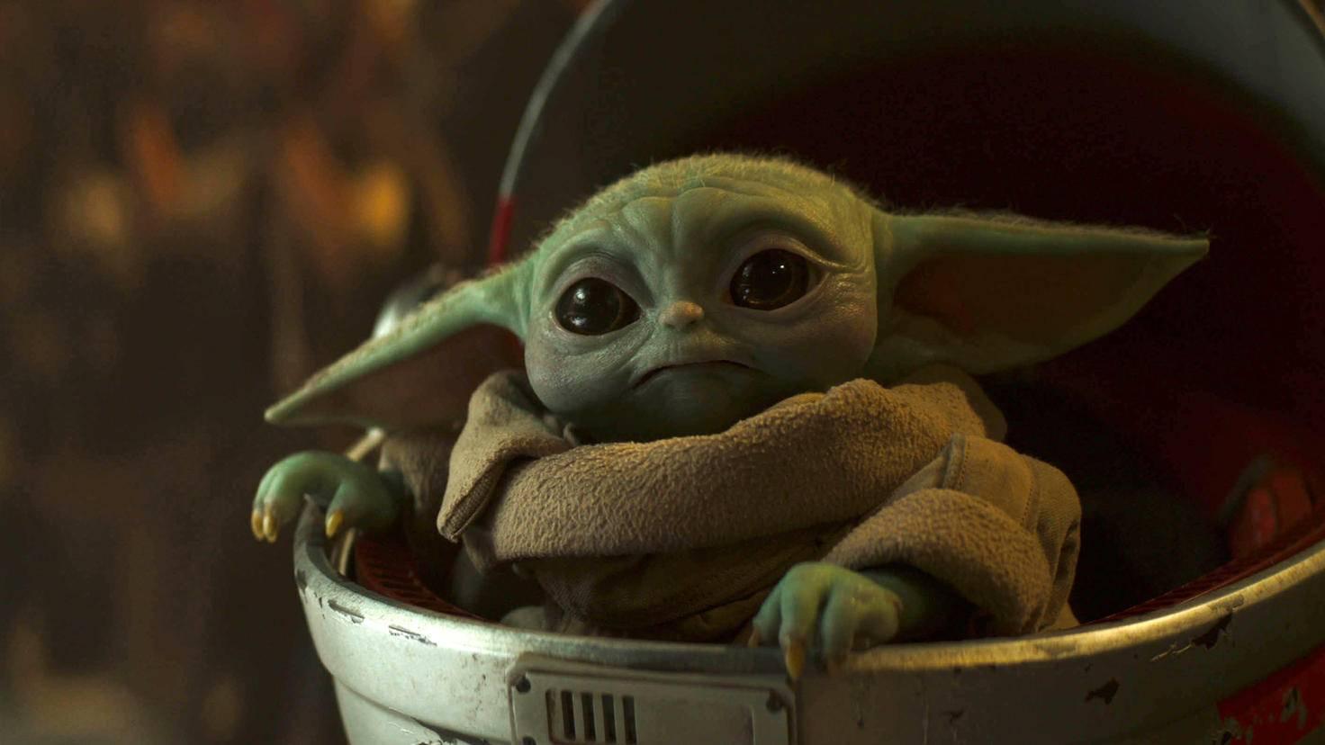 Le mandalorien Saison 2 Baby Yoda