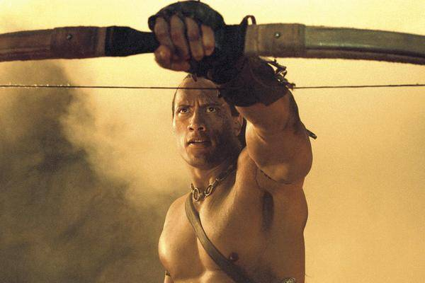 """""""le Roi Scorpion"""": Dwayne Johnson Et Universal Travaillent Sur Le"""