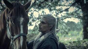 """""""le Sorceleur"""": Dans Le Clip De Noël, Geralt Devient Le"""