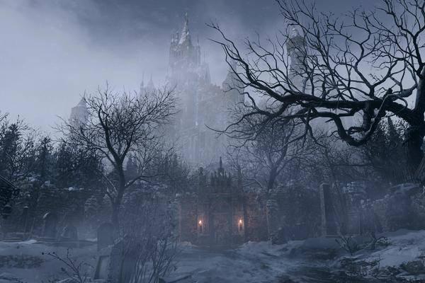 """""""resident Evil Village"""": La Version Ps5 Dispose D'un 4k Dynamique"""