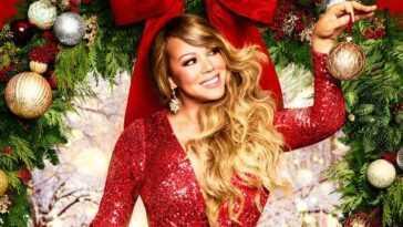 """""""spécial Noël Magique De Mariah Carey"""": La Remorque Sonne à"""