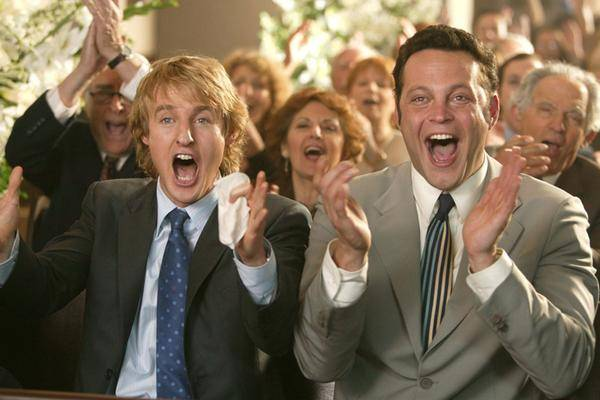 """the Wedding Crashers 2"": Vince Vaughn Confirme Les Discussions Sur"
