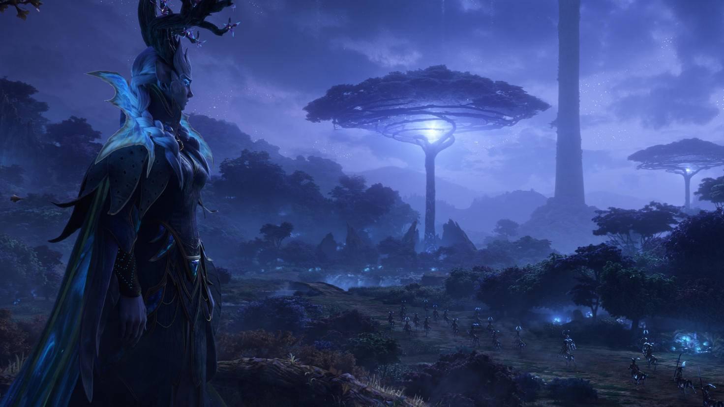 Word of Warcraft Shadowlands_Ardenwald