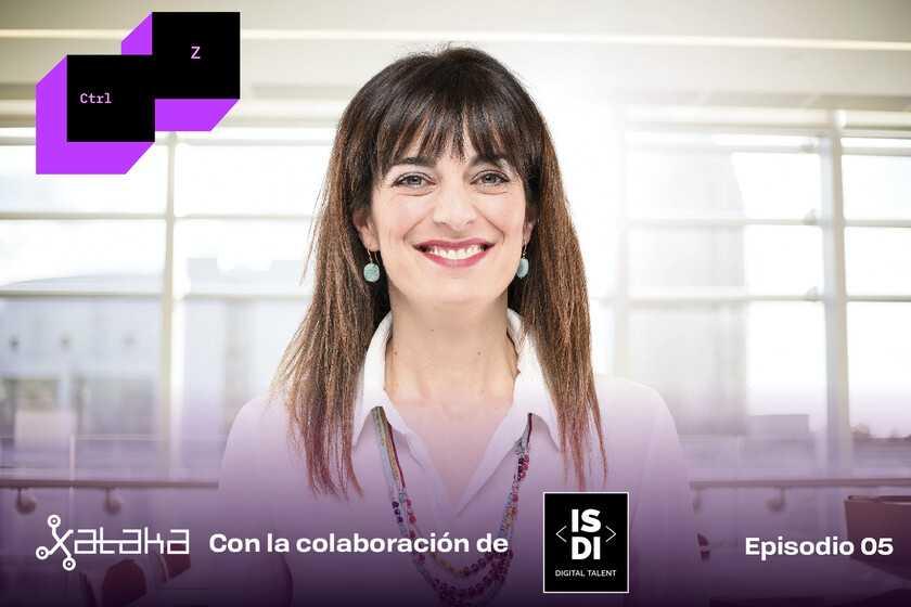 Comment rediriger la course vers l'utilisation des données, avec Raquel Nebreda, experte en Big Data et Intelligence Artificielle (Ctrl Z, 1x05)
