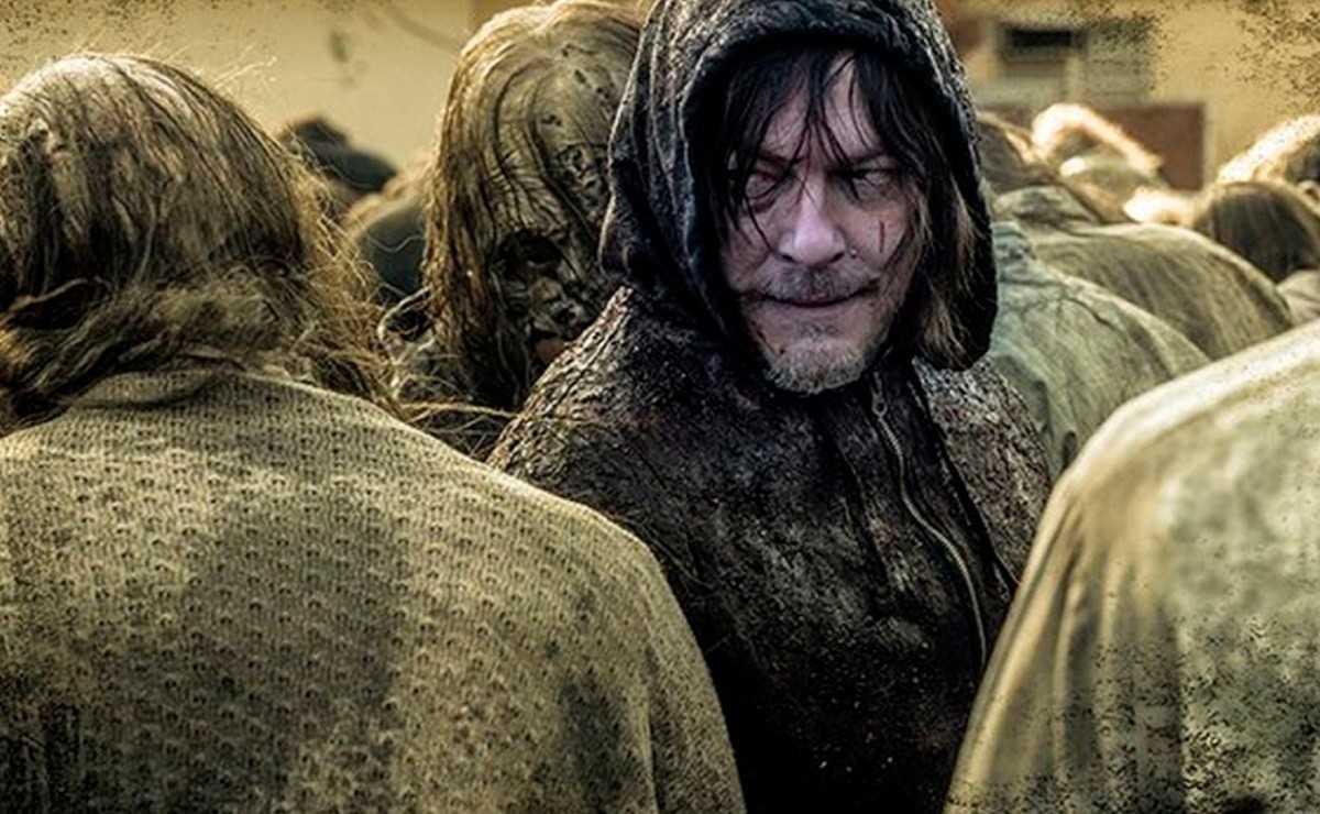 """La dernière saison de """"The Walking Dead"""" pourrait être divisée en 3 parties"""