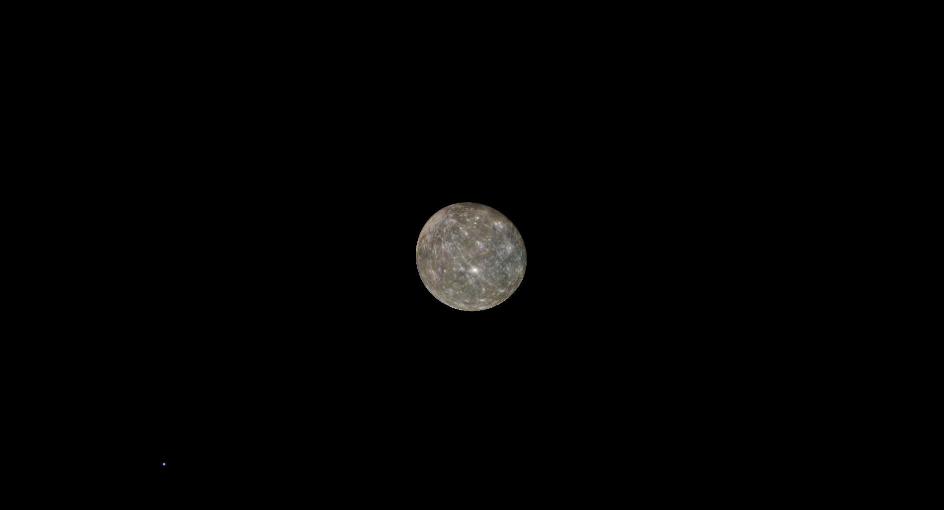ciel nocturne décembre 2020 mercure
