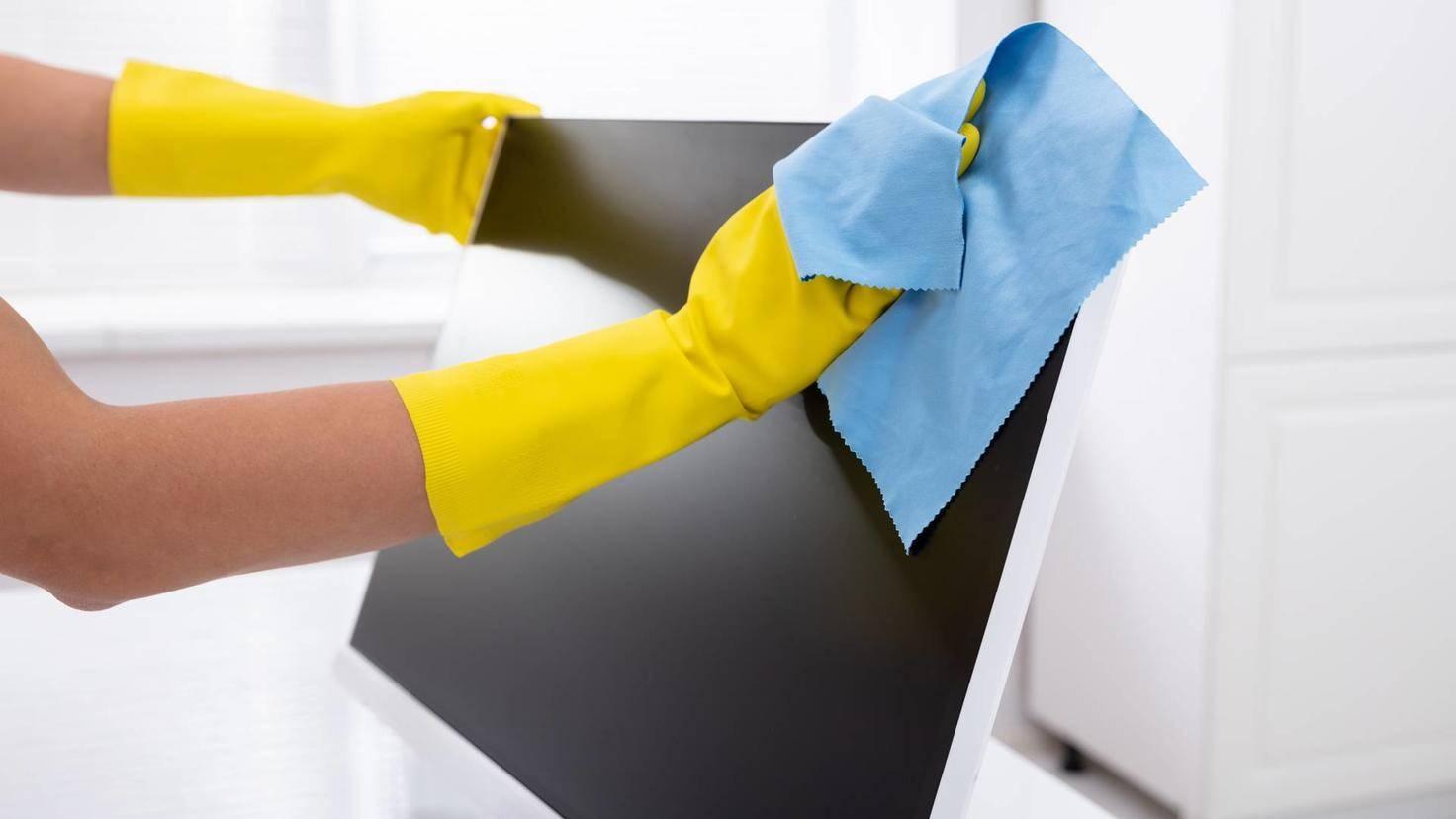 Nettoyage du moniteur PC