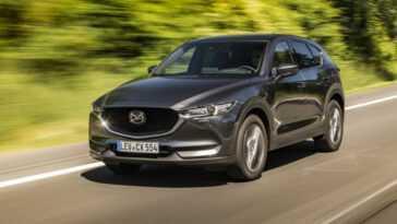 Le Nouveau Mazda Cx 5 Veut Surpasser Les Allemands. Propulsion Arrière
