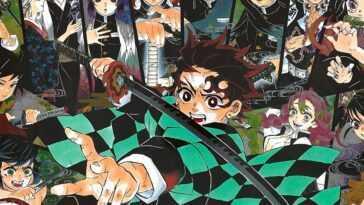 """Demon Slayer"" bat le record du manga le plus vendu de 2020"