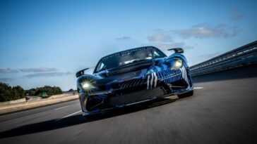 Automobili Pininfarina Conclut Son Programme De Test Avec L'hypercar Battista