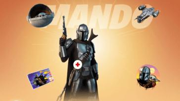 Le Mandalorien Et Le Bébé Yoda Envahissent Fortnite Pour Le