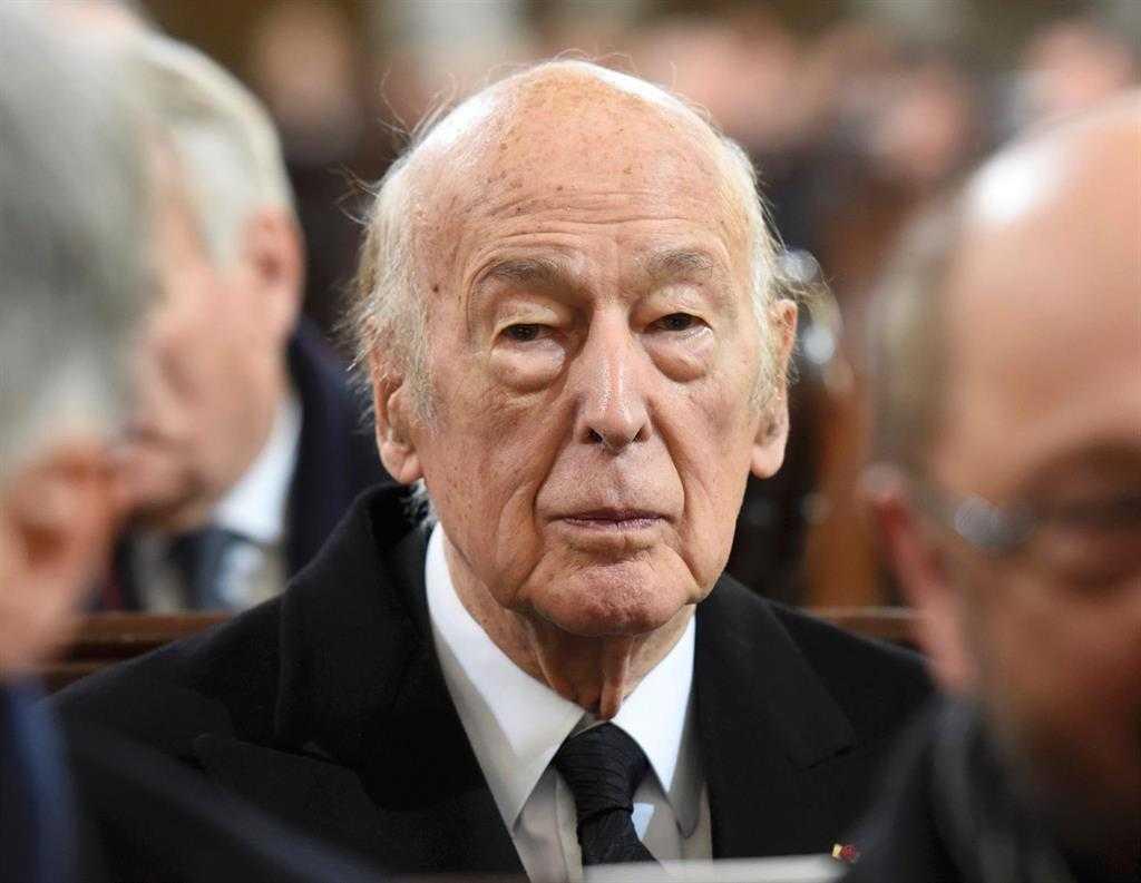 L'ancien Président Français Valéry Giscard Décède à 94 Ans