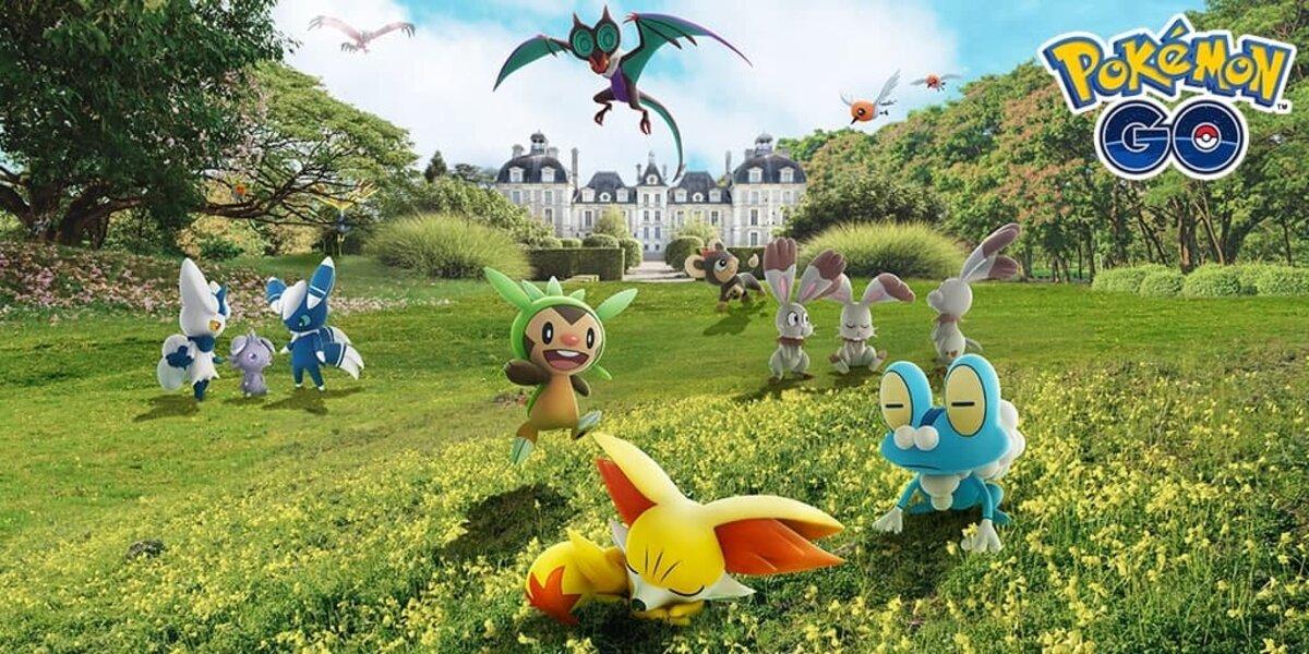 région Pokémon de Kalos