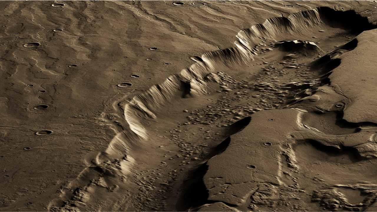 Nouvelle chronologie proposée pour le terrain forgé à l'eau sur Mars, quelques jours avant l'atterrissage du rover Perseverance