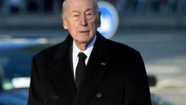L'ue Se Souvient De Giscard D'estaing Comme L'un Des Architectes