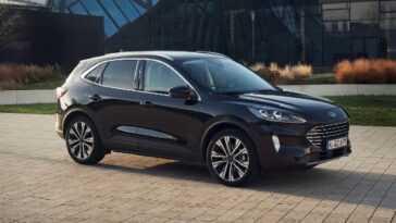 Ford Kuga Hybrid Utilise L'intelligence Artificielle Pour Réduire Sa Consommation