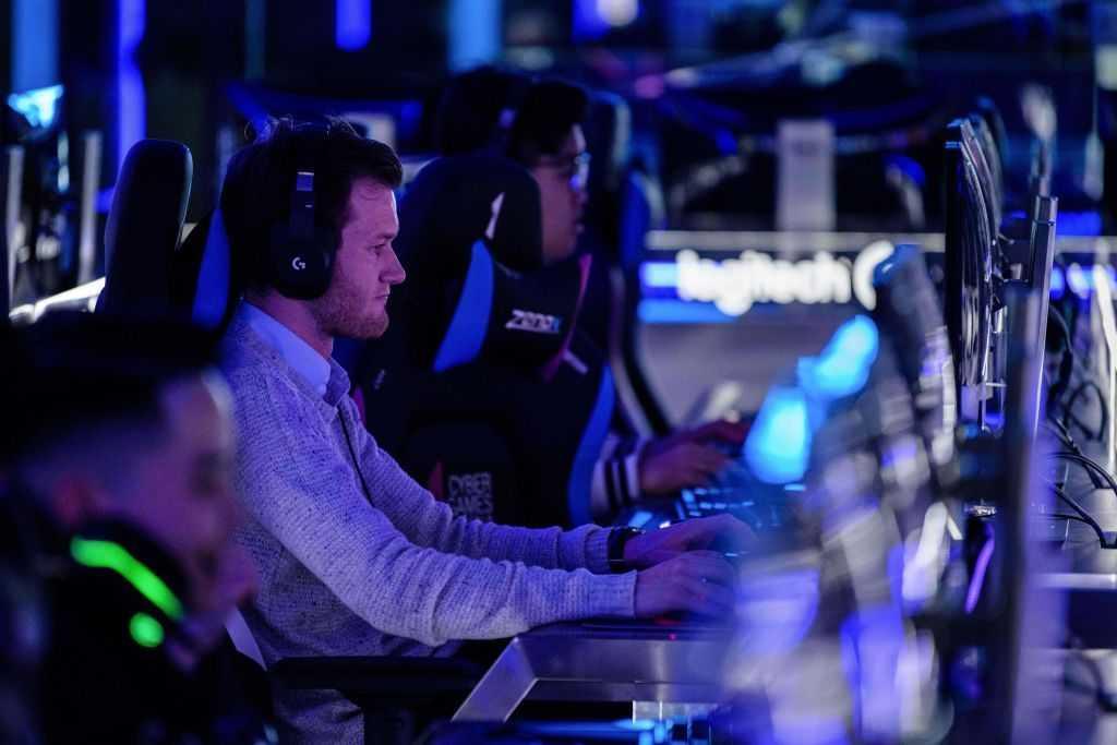 Ceux Qui Participent Aux Jeux Vidéo Sont En Meilleure Santé