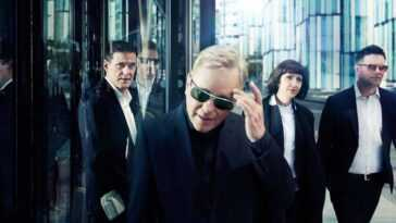 New Order a partagé une nouvelle vidéo pour 'Be A Rebel'