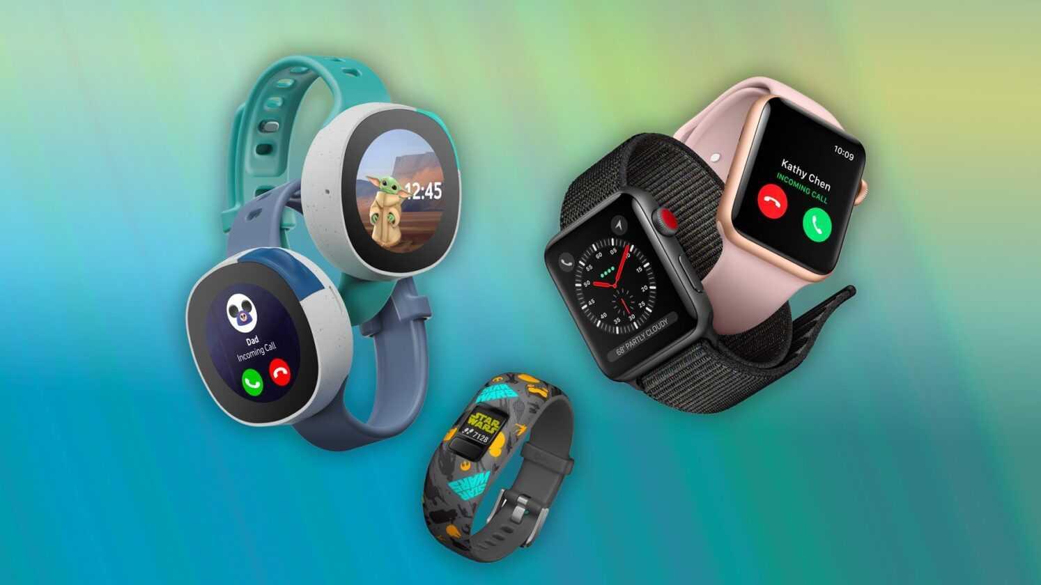 Quelle Smartwatch Donner à Votre Enfant (aussi Pour Savoir Où
