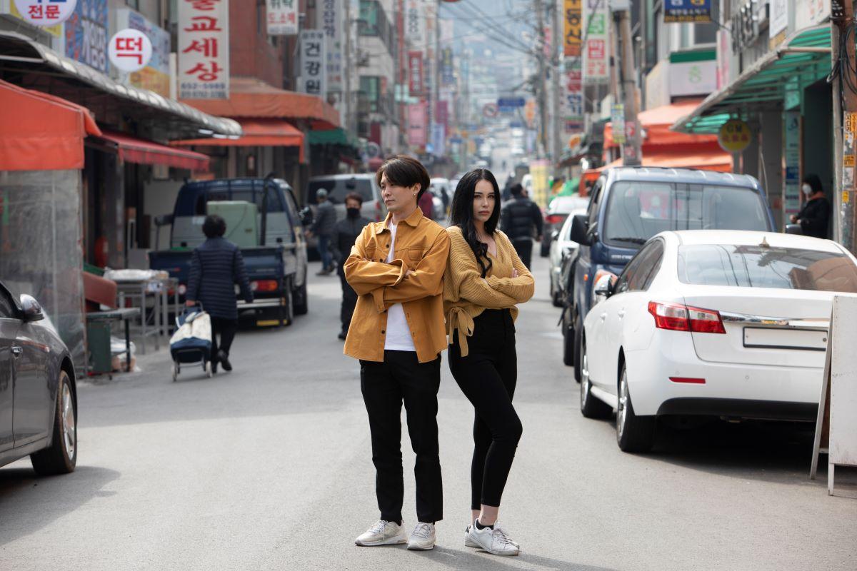 Fiancé de 90 jours avec Jihoon Lee et Deavan Clegg