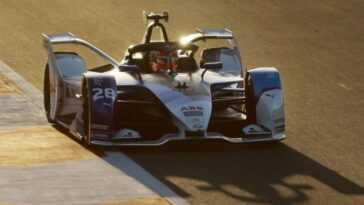 Après Audi, Bmw Sortira également De La Formule E