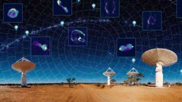 Les Scientifiques Viennent De Cartographier 1 Million De Nouvelles Galaxies,