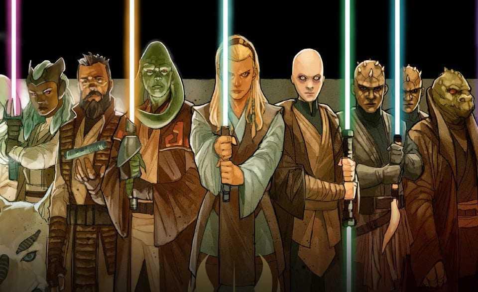 La Nouvelle Série Animée Star Wars Ira Dans Le Passé