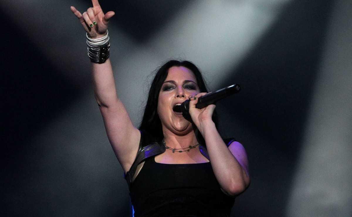 Evanescence a annoncé la date de sortie de son nouvel album