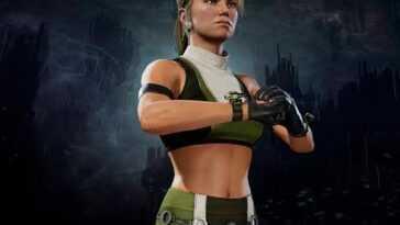 Kerri Hoskins revêt la tenue emblématique de Sonya Blade 25 ans plus tard