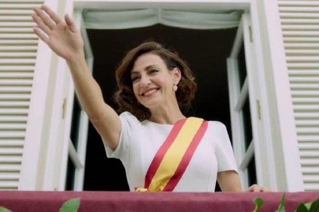 Comment Alma est-il devenu président?  (Photo: Antena 3)